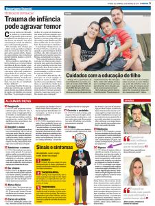 Jornal A Tribuna (ES) - Reportagem Especial